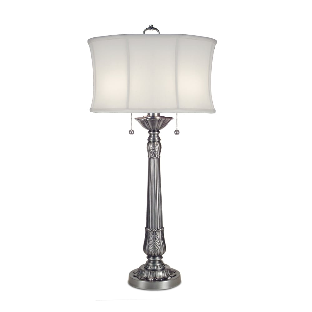 Stiffel stiffel presidential table lamp pewter interior lights presidential table lamp pewter aloadofball Image collections