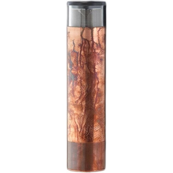 Hunza Outdoor Lighting PURE LED Bollard 300mm (flange) - copper - Low Voltage