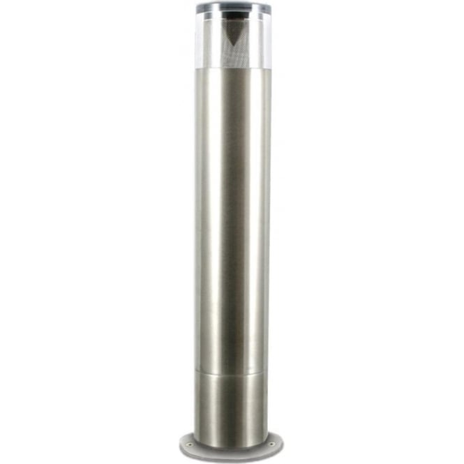 Hunza Outdoor Lighting PURE LED Bollard 700mm with 90mm (flange)- stainless steel - Low Voltage