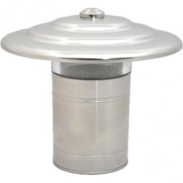 PURE LED Deck Light- stainless steel - Low Voltage
