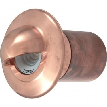 PURE LED Euro Step Light Seamless Eyelid - copper - Low Voltage