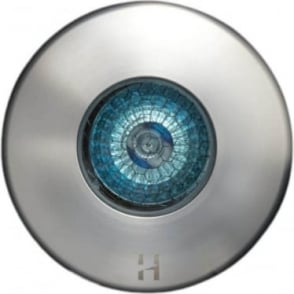 PURE LED Euro Step Light - stainless steel - Low Voltage