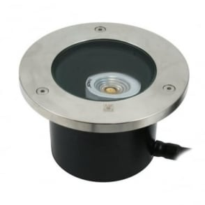 PURE LED Lawn Light- stainless steel - Low Voltage