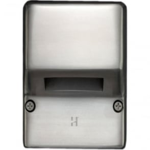 PURE LED Mouse Light Square- stainless steel - Low Voltage