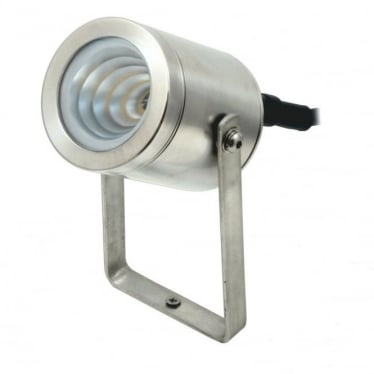 PURE LED Pond Light - stainless steel - Low Voltage