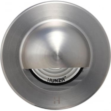 PURE LED Step Light Seamless Eyelid- stainless steel - Low Voltage
