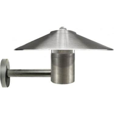 PURE LED Tier Light Wall mount (260mm)- stainless steel - Low Voltage