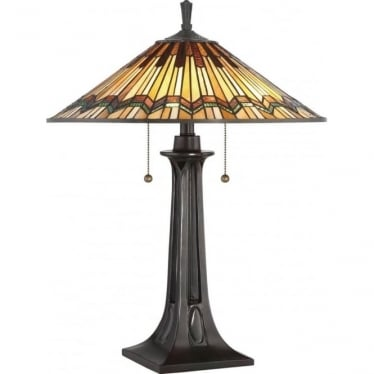 Alcott Table Lamp Valiant Bronze