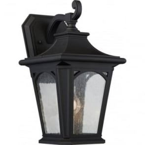 Bedford Medium Wall Lantern Mystic Black