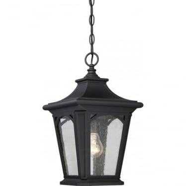 Bedford Small Chain Lantern Mystic Black