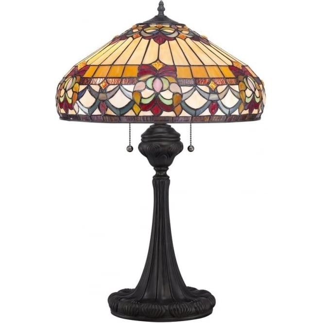 Quoizel Belle Fleur Table Lamp