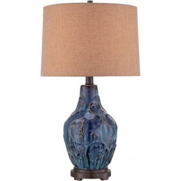 Bluefield Ceramic Table Lamp