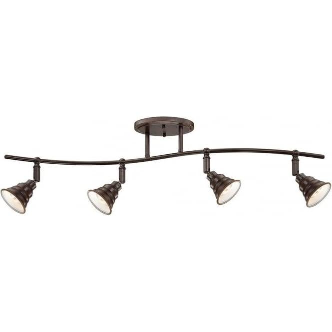 Quoizel Eastvale Ceiling Track Lights Palladian Bronze