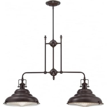 Eastvale Island Light Palladian Bronze