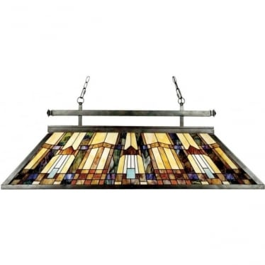 Inglenook 3 light Island Chandelier