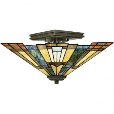 Inglenook Semi-Flush Fitting