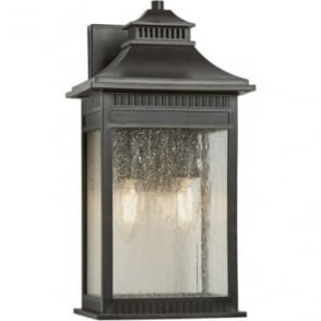 Livingston Medium Wall Lantern Imperial Bronze