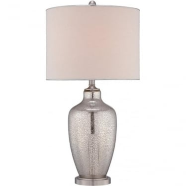 Nicolls Glass Table Lamp