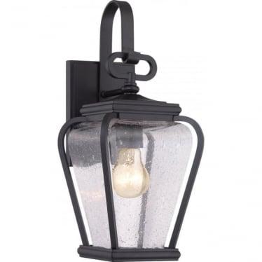 Province Small Wall Lantern Mystic Black