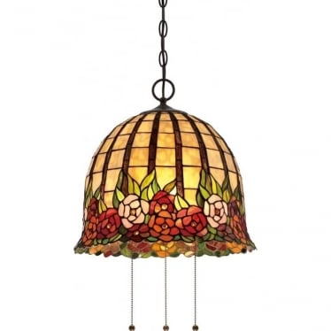 Rosecliffe 3 light Pendant Ceiling Light Imperial Bronze