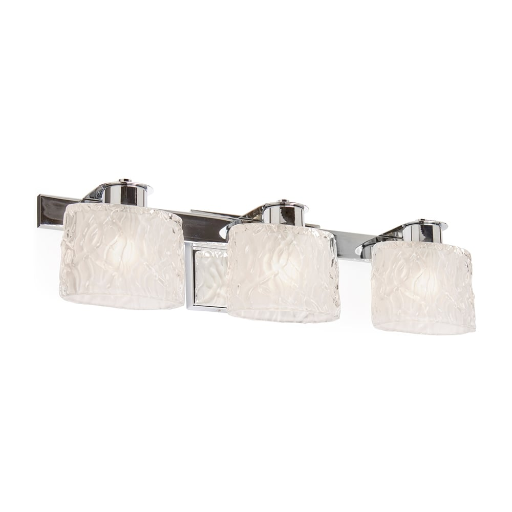 Quoizel Quoizel Seaview 3 Light Above Mirror Bathroom LED Light IP44 ...