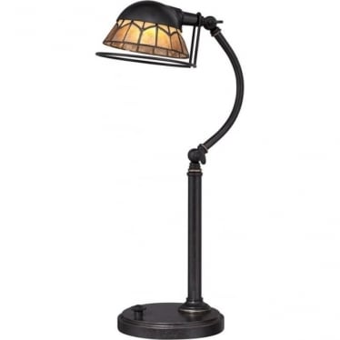 Whitney LED Table Lamp Imperial Bronze