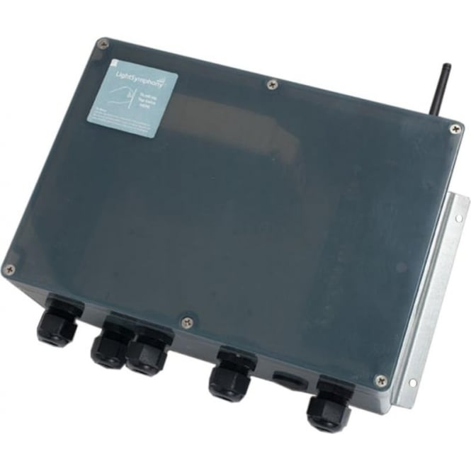 Light Symphony Remote Control RGB Lighting Controller (with 24V driver)
