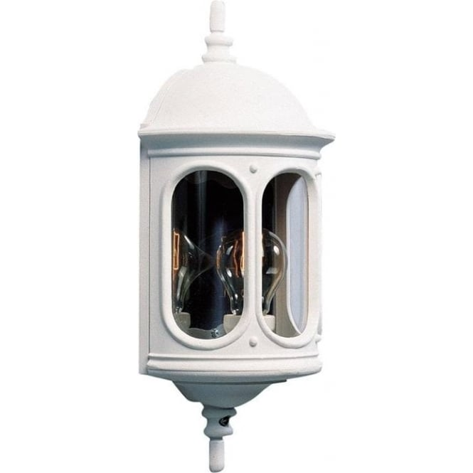 Konstsmide Garden Lighting Rigel flush light - white 606-250