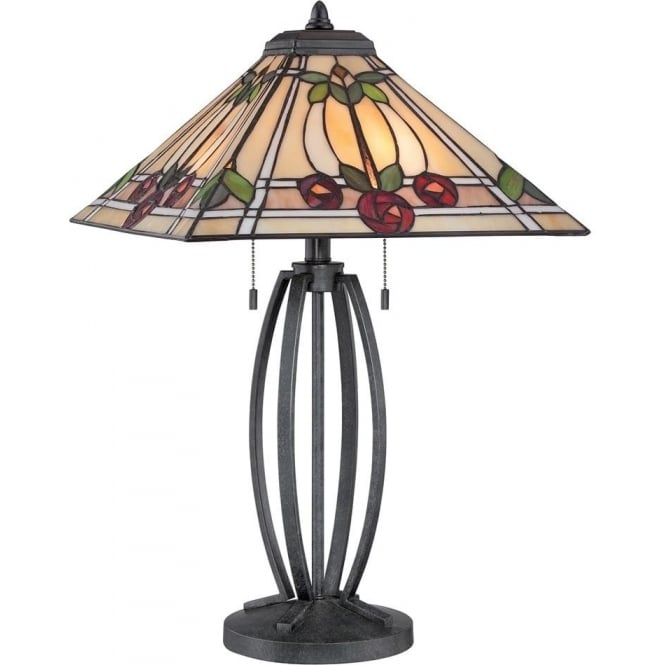 Quoizel Ruby Table Lamp