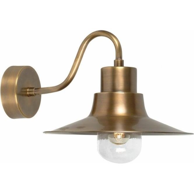 Elstead Lighting Sheldon Brass - Brass