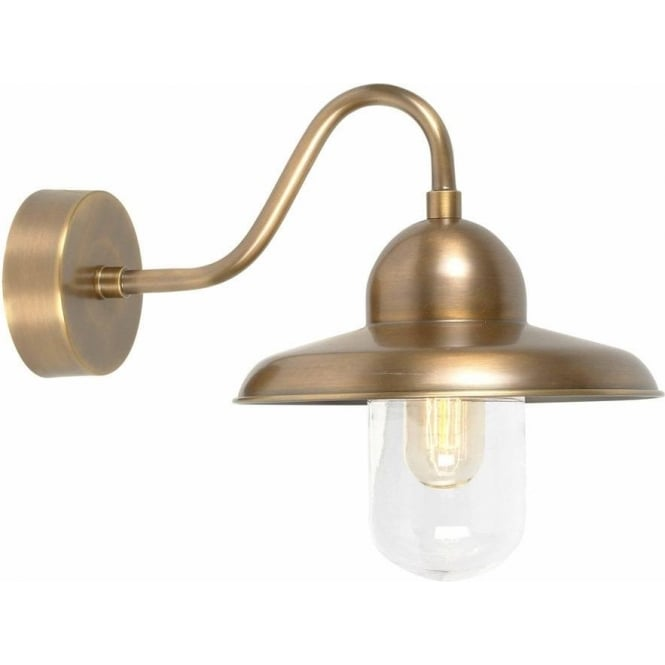 Elstead Lighting Somerton Brass