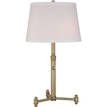 Southway Table Lamp Aged Brass