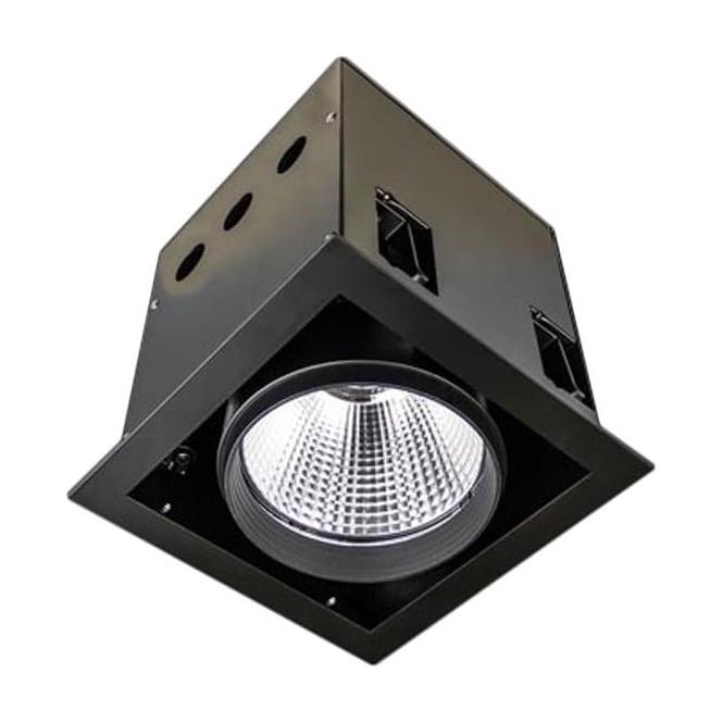 Collingwood Lighting SQSL Large Recessed 32W Adjustable LED Downlight - Square - Low voltage