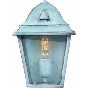 St James Wall Lantern - Verdi