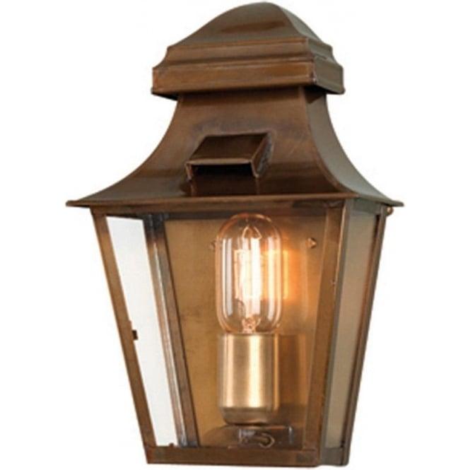Elstead Lighting St Pauls Wall Lantern - Brass