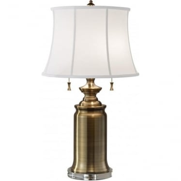 Stateroom Bali Brass Table Lamp