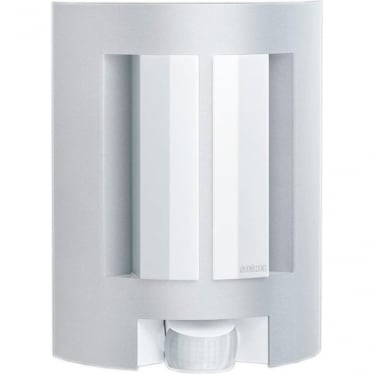 L 11 Wall light with PIR - silver