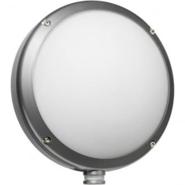 L 330 S Wall light with PIR - silver