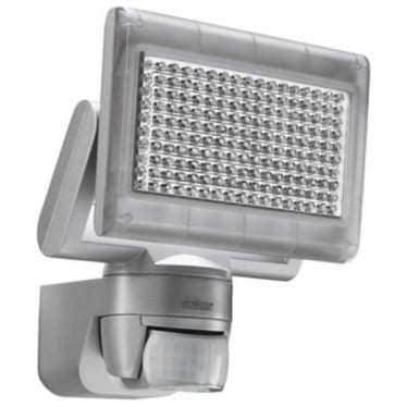 XLED Home 1 LED Floodlight with PIR - silver