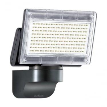 XLED Home 1 Slave LED Floodlight without PIR - black