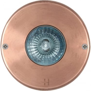 Step Light - copper - Low Voltage
