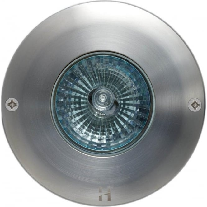 Hunza Outdoor Lighting Step Light - stainless steel - Low Voltage