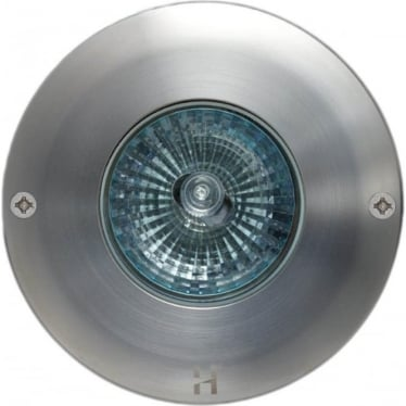 Step Light - stainless steel - Low Voltage