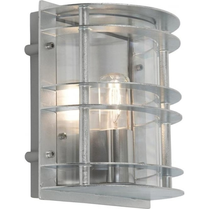 Norlys Stockholm Flush Fitting Galvanised Clear art.226