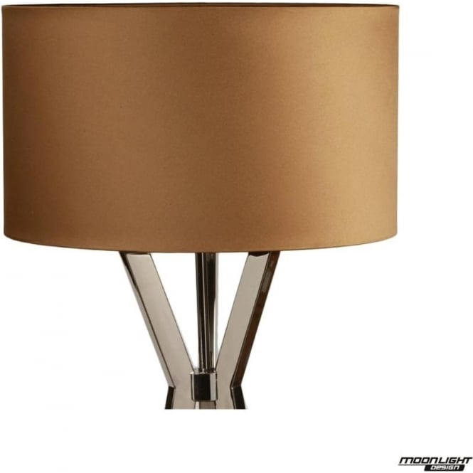 "Illuminati Table Lamp Shade Bronze 12""/300mm"