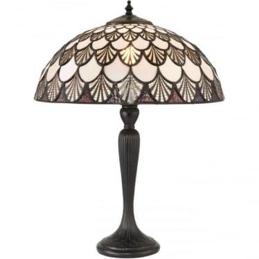 Tiffany Glass Missori medium table lamp