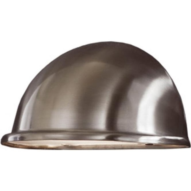 Konstsmide Garden Lighting Torino wall light - stainless steel 7326-000