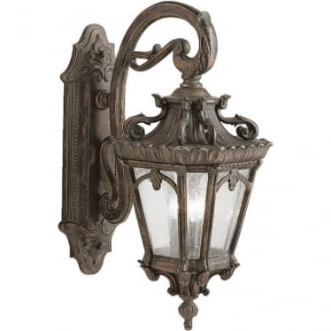 Tournai extra large wall lantern - Bronze