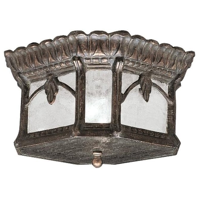 Kichler Tournai flush mount fitting - Bronze