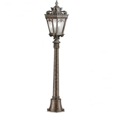 Tournai medium pillar - Bronze